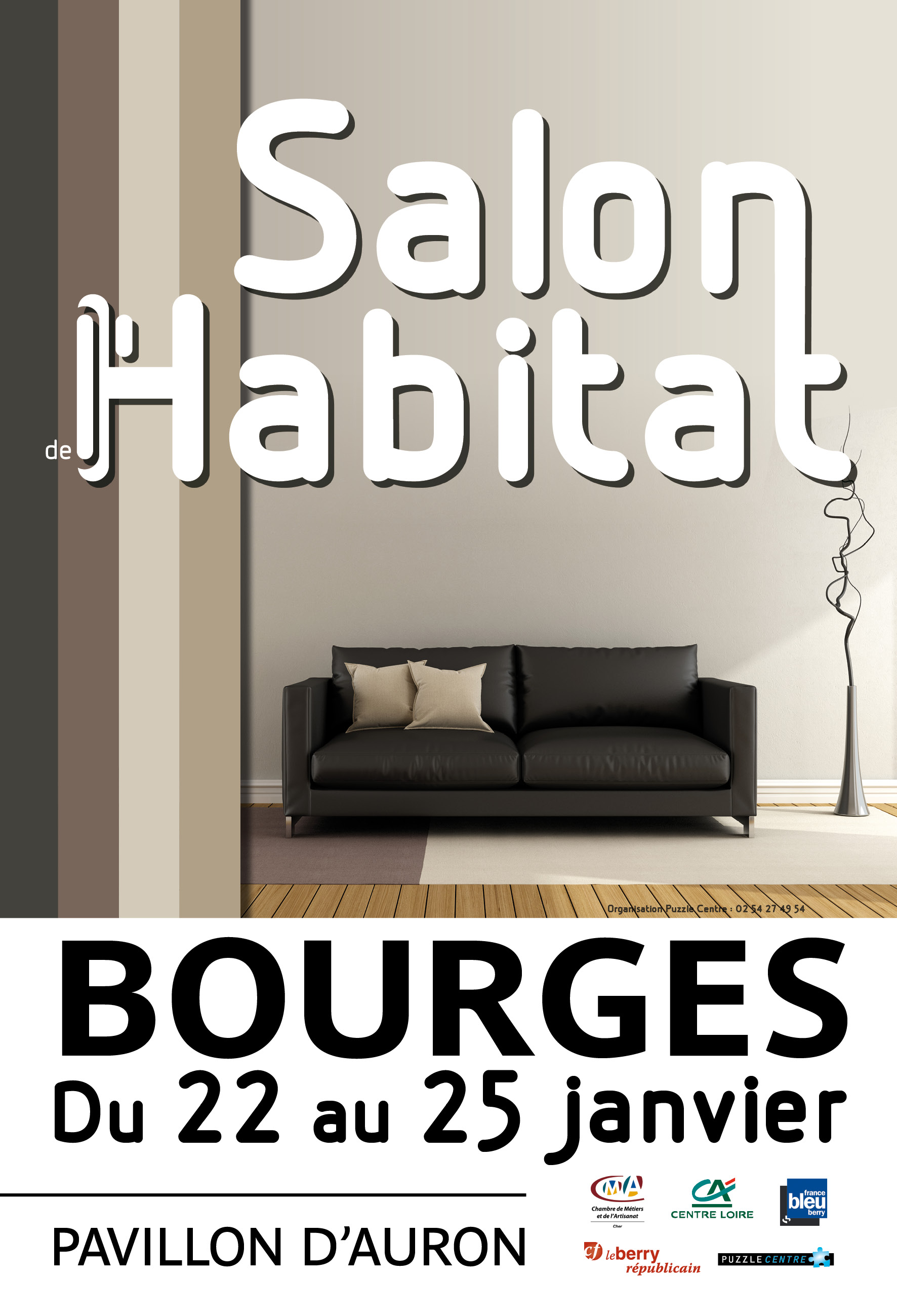 Salon de l 39 habitat de bourges 2016d corescence for Salon de bourges