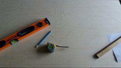 DIY panneau affichage deco et pratique