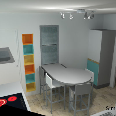 Simulation 3D Des Propositions