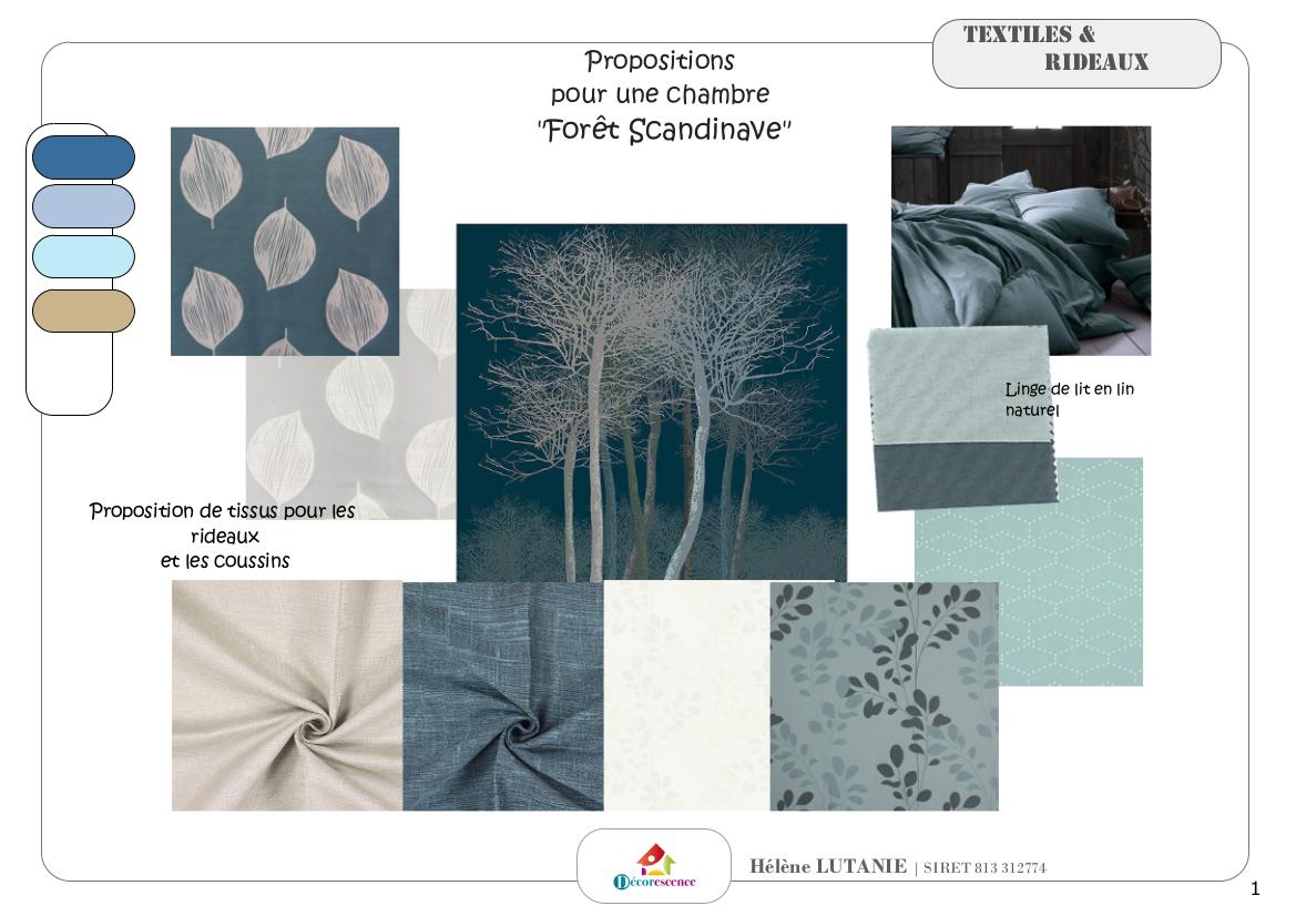 planche textile