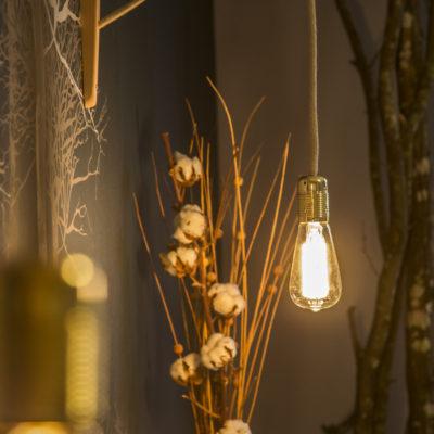 Lampe Edison Suspendue