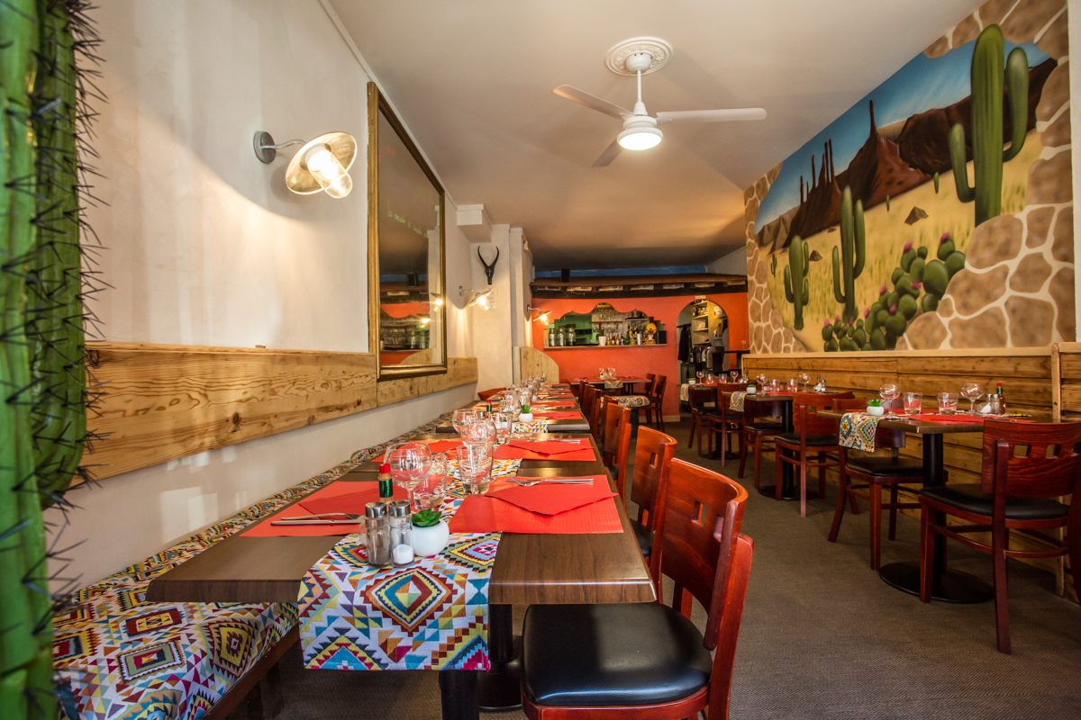decoration restaurant mexicain bourges