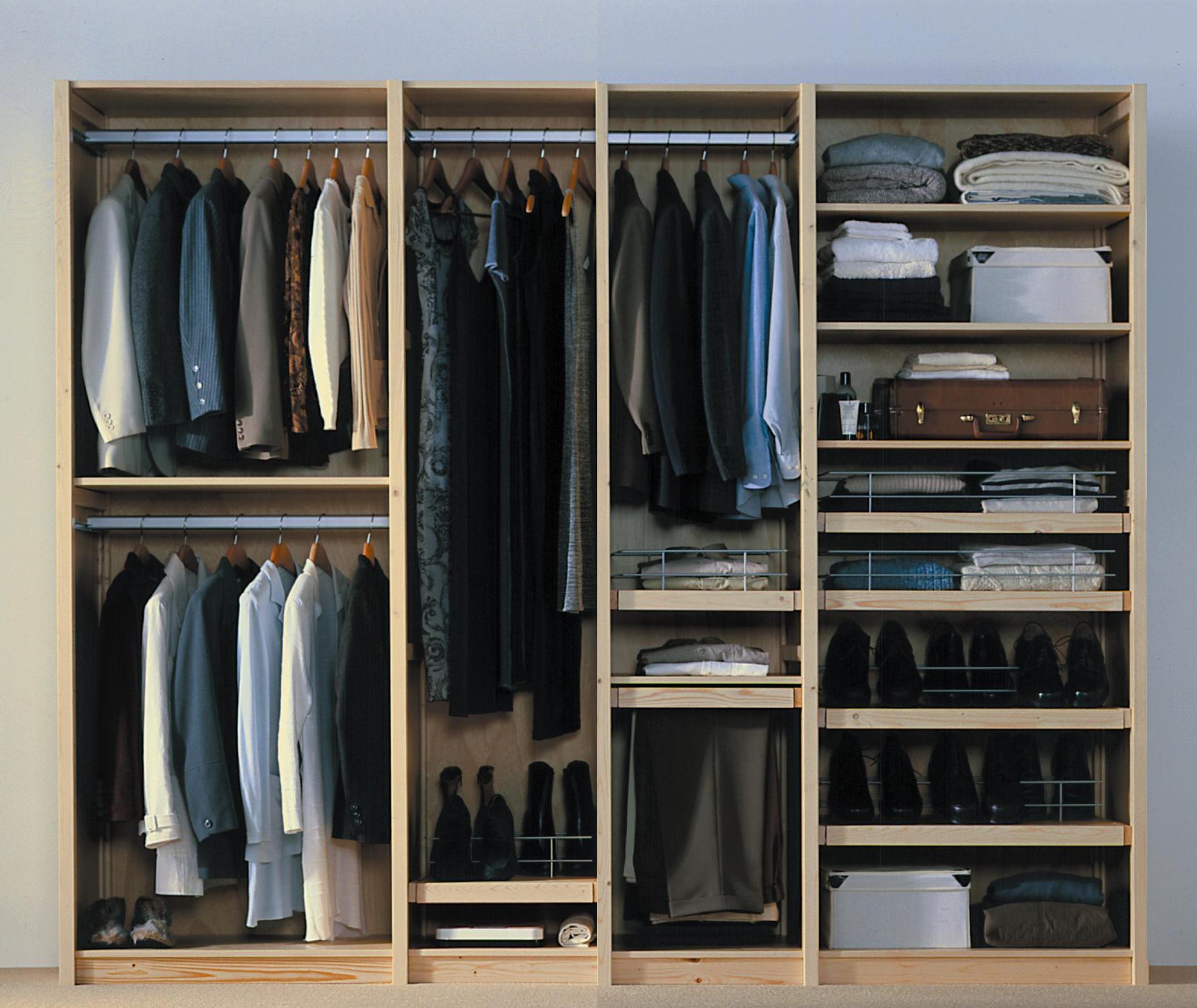Profondeur Dressing Pour Cintre comment aménager votre dressing