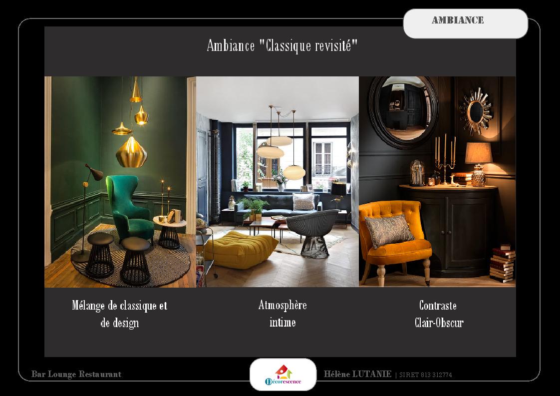 architecte intérieur aubigny restaurant