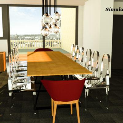 Architecte Interieur Bourges Projet Pro Salle Réception