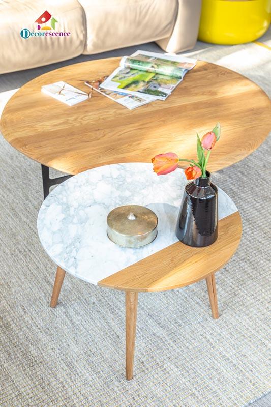 rénovation maison bourges sejour table salon