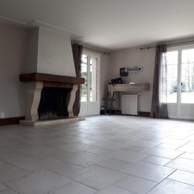 Rénovation Maison Saint Aubigny