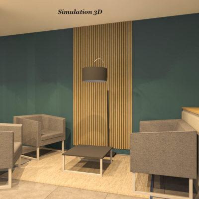 2-Amenagement Bureau Direction Bourge 3D